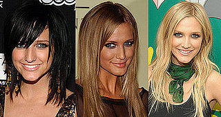 Which Hair Color Do You Like Best on Ashlee Simpson?