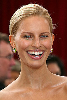 Karolina Kurkova interview at Victoria's Secret Fashion Show