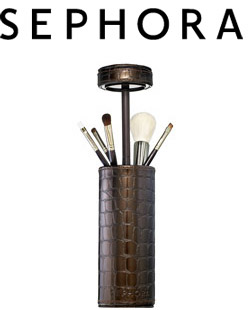 12 Days of Beauty Giveaway: Sephora Croc Pop Up Brush Set