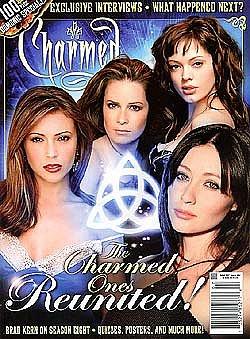 charmed magazine
