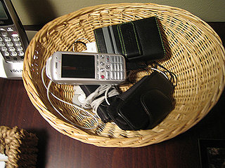 Gadget Basket: Totally Geeky or Geek Chic?