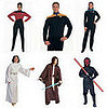 Star Wars vs. Star Trek Costumes: Which Are Geek Chic?