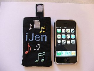 "Personalized ""i"" Gadget Covers: Geeky or Geek Chic?"