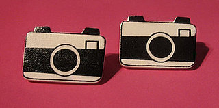Camera Earrings: Totally Geeky or Geek Chic?