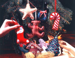Cookie Cutter Ornaments - For Any Holiday!
