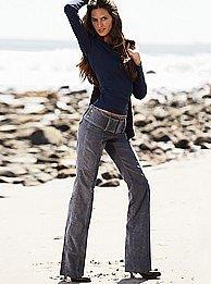 Victoria's Secret - The Kate Fit bootcut pant in vintage corduroy