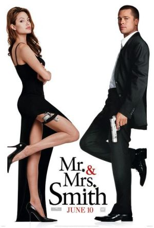 Mr. And Mrs. Smith Quiz