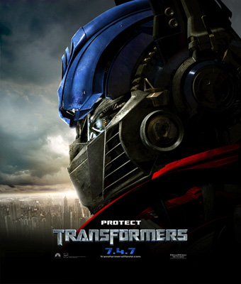 Will you see the  Transformers?