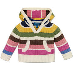 The Children's Place: Clothing for Kids - Product: striped cable knit sweater