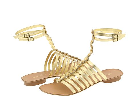 Love it or hate it? BCBGirls sandals