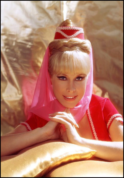 I Dream of Jeannie (1965)(Then and Now)