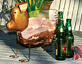 Love It or Hate It? Pig Parts Ham Stand