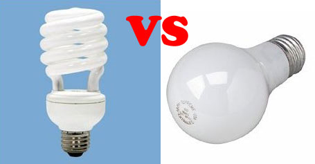Casa Verde: Switch to Compact Fluorescent Lights