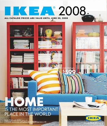 Nice and New: Ikea's 2008 Catalog Is Online