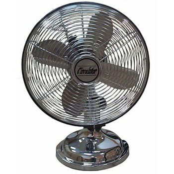 Good, Better, Best: Retro-Cool Table Fans