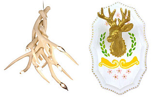 Trend Alert: Reimagined Hunting Trophies