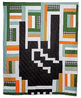 Love It or Hate It? Quiltsryche Bangover Evil Rock Quilt