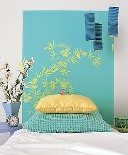 Simple Style: Paint Yourself a Headboard