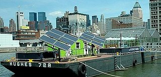 Cool Idea:  NYC's Floating Farm