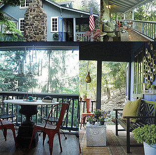 Casa Craving Recap:  Cozy Autumn Porch