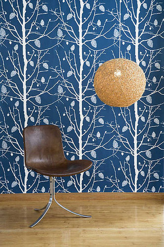 ferm LIVING Wallpaper Contest:  Show Us Your Wall!