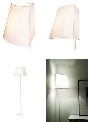 Nice and New: Zinc Details Corner Lamp