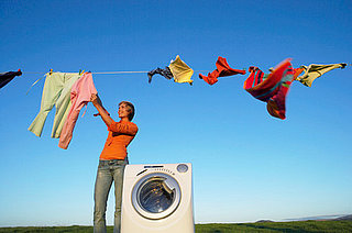 Do You Dry Your Clothes on a Clothesline?