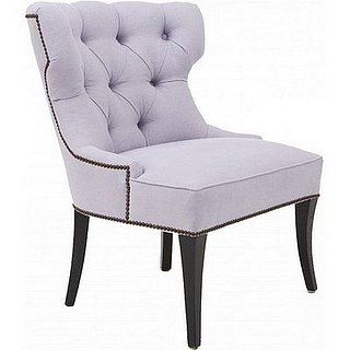 Crave Worthy:  Tufted Slipper Chair