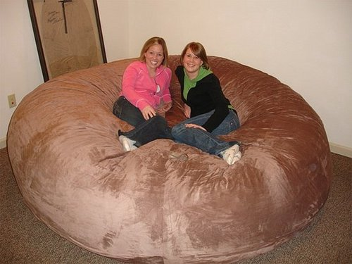 Love It or Hate It? Comfy Sack Giant Beanbag