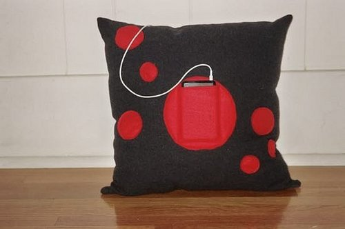 Love It or Hate It? iPod Pillow