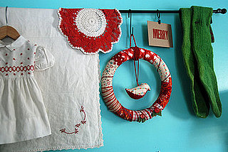 Fabulous Fabric Wreath Roundup