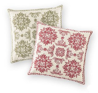 Steal of the Day: Moravian Stitched Pillow Cover