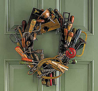 Love It or Hate It?  Tool Wreath