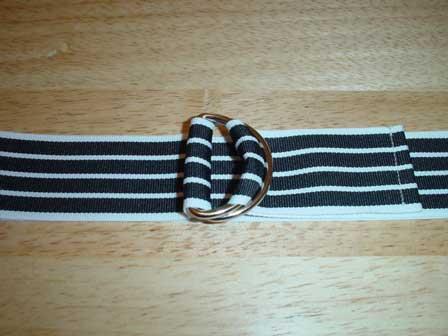 Make Your Own Ribbon Belt