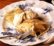 Sunday Brunch: Apple Crepes