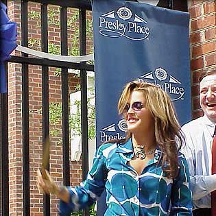 Lisa Marie Presley's charity interests