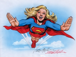 I still get Superman/Girl