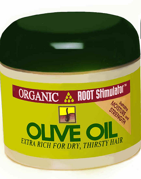 Organic Root Stimulator Healing Hair Care - Olive Oil
