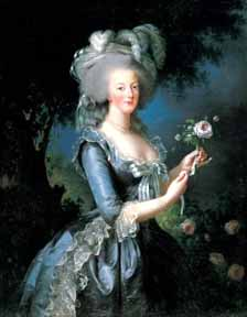 Marie-Antoinette Exhibition at Legion of Honor in CA
