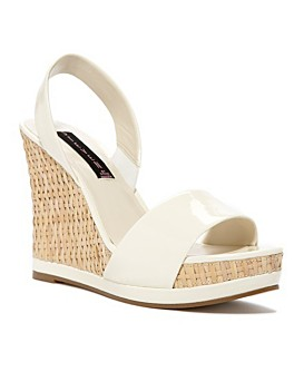 Rate It! Wedge Slingback Sandals!