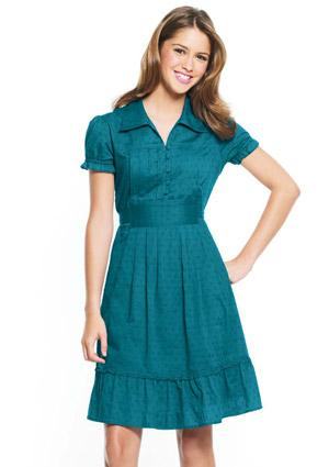 www.dELiAs.com - Ella Shirt Dress