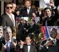 The Men Arrive at the Emmys