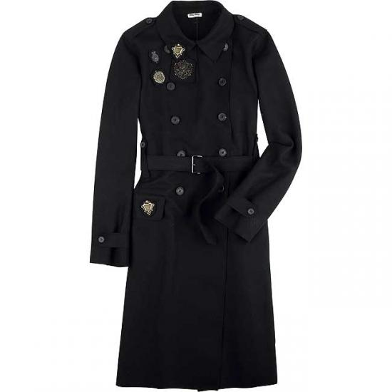 Fall Coat Trends: Military-Inspired Styles