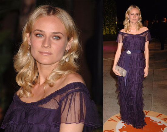 Vanity Fair Oscar Party: Diane Kruger