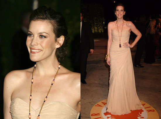 Vanity Fair Oscar Party: Liv Tyler