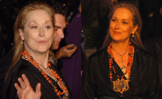Vanity Fair Oscar Party: Meryl Streep