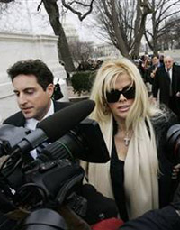Anna Nicole Marries For Money Again?
