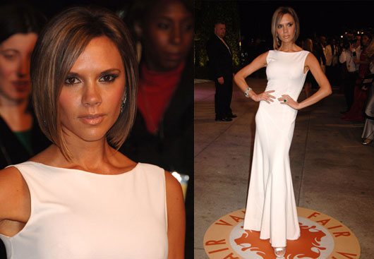 Vanity Fair Oscar Party: Victoria Beckham