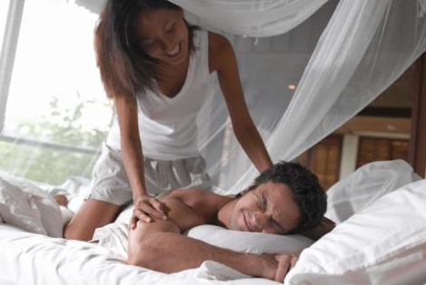 Are You Comfortable Passing Gas In Front Of Your Partner?
