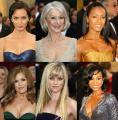 Oscars Red Carpet: Where's the Bling?